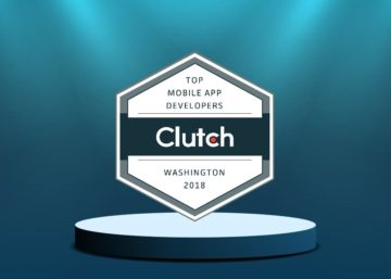 Top Mobile App Developer Washington 2018