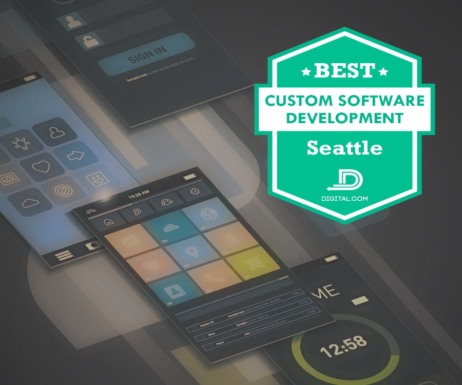 Best Custom Software Developer Seattle